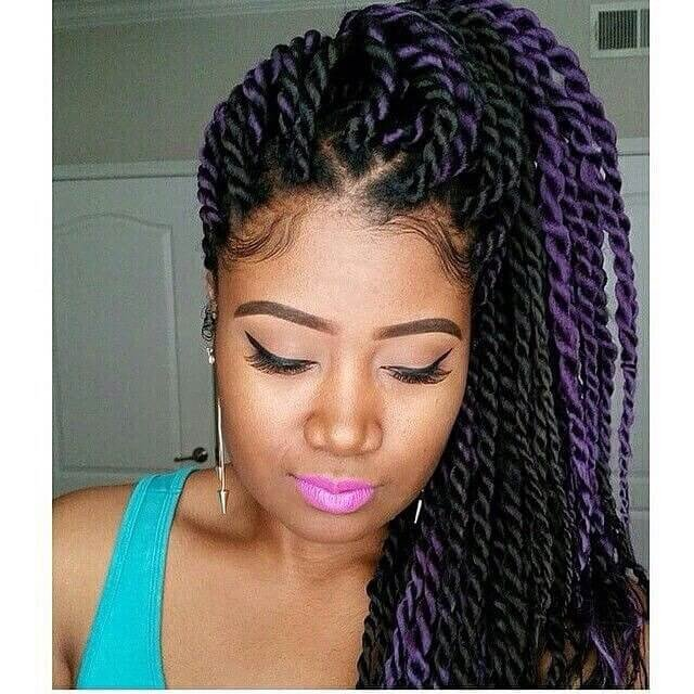 55 Pretty Hairstyles for Black Women ideas