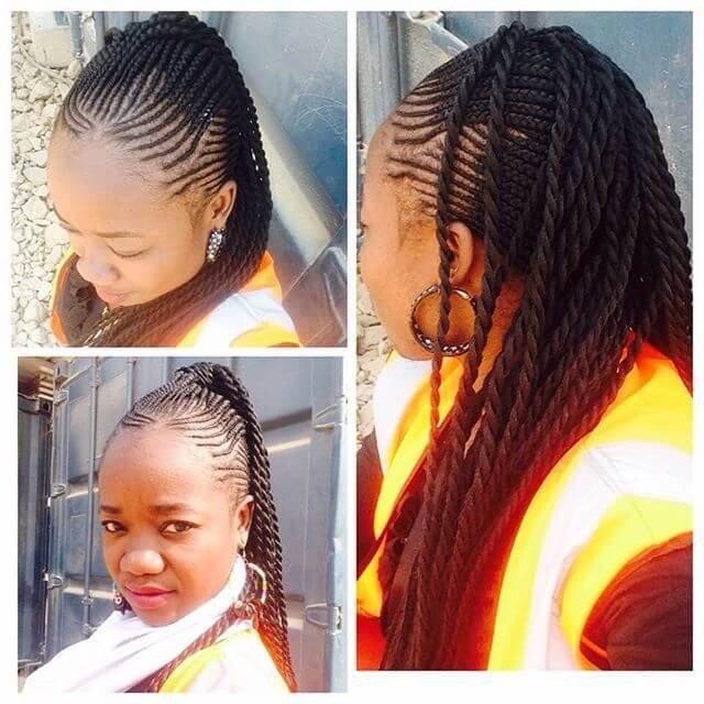 ASYMMETRICAL BOB CUT Hairstyles WITH BANGS