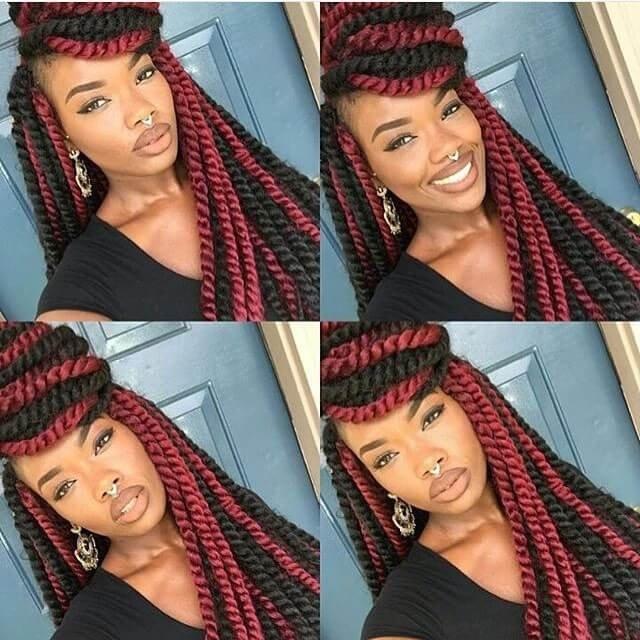 black women hairstyles 2018