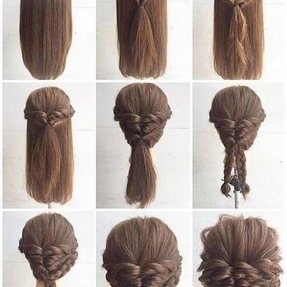 Step by step Long hairstyles ideas for women