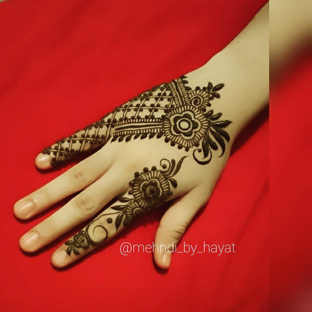 Creative and unique mehndi design ideas