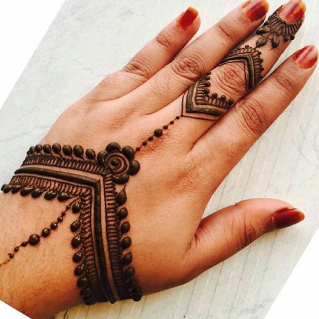 The Gorgeous Mehndi Designs for the Women 2018