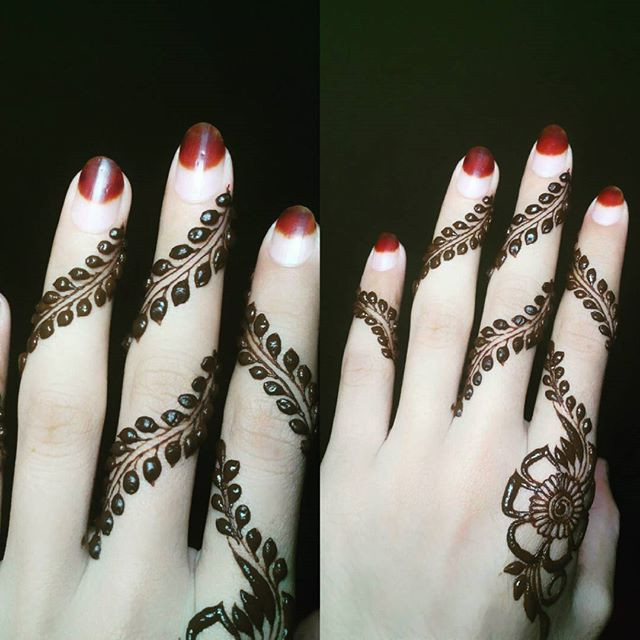 The Gorgeous Mehndi Designs for the Women