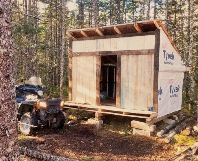 Free Plans To Build A Shed From Recycle Pallet