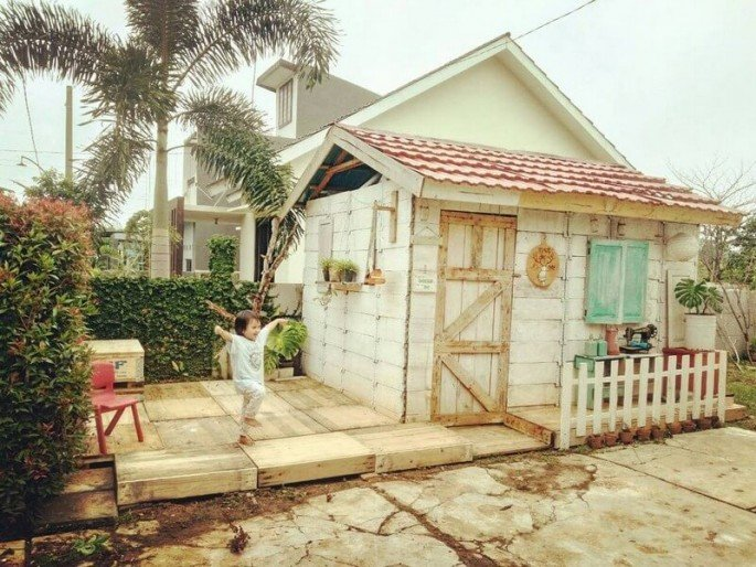 20 Free Plans To Build A Shed From Recycle Pallet ideas