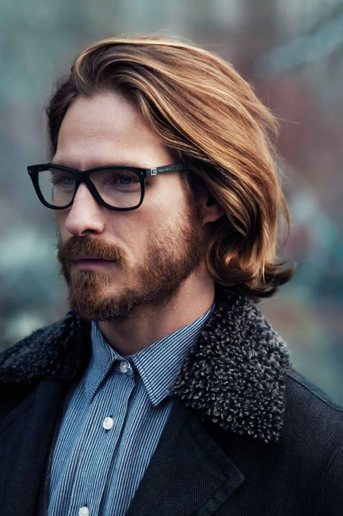 23+ Best Long Hairstyles For Men - Sensod
