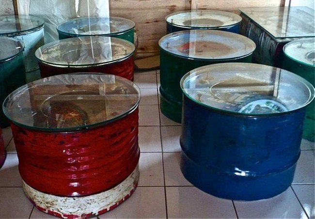Easiest Way To Recycle 55 Gallon Metal Drums
