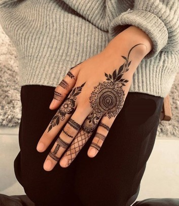 22+ Latest inspiring mehndi designs in 2020