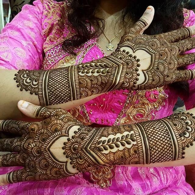 Collection Of Simple And Elegant Mehndi Designs