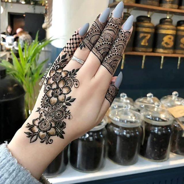 Indian mehndi design ideas