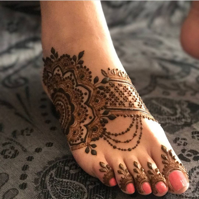 bridal foot mehndi designs unforgettable collection