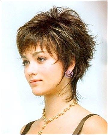 Short or very short women hairstyles
