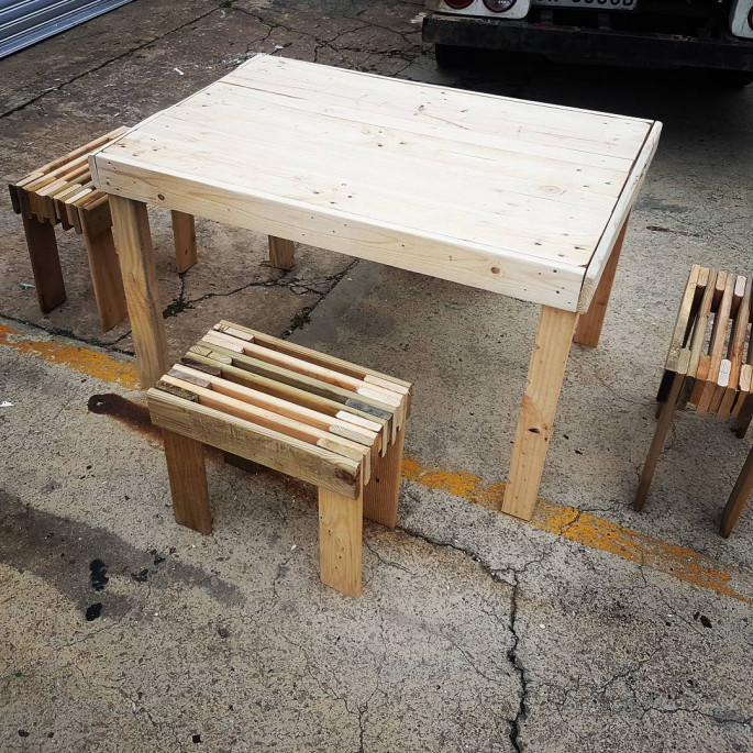 Coffee Table for outdoor ideas with stools