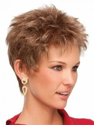 Short or very short hairstyles