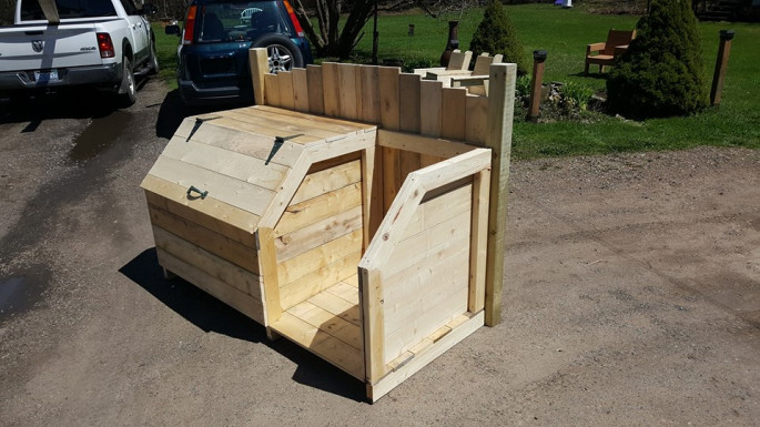 30 Top and Easy to Make Pallet Wood Storage Projects for Home Decor