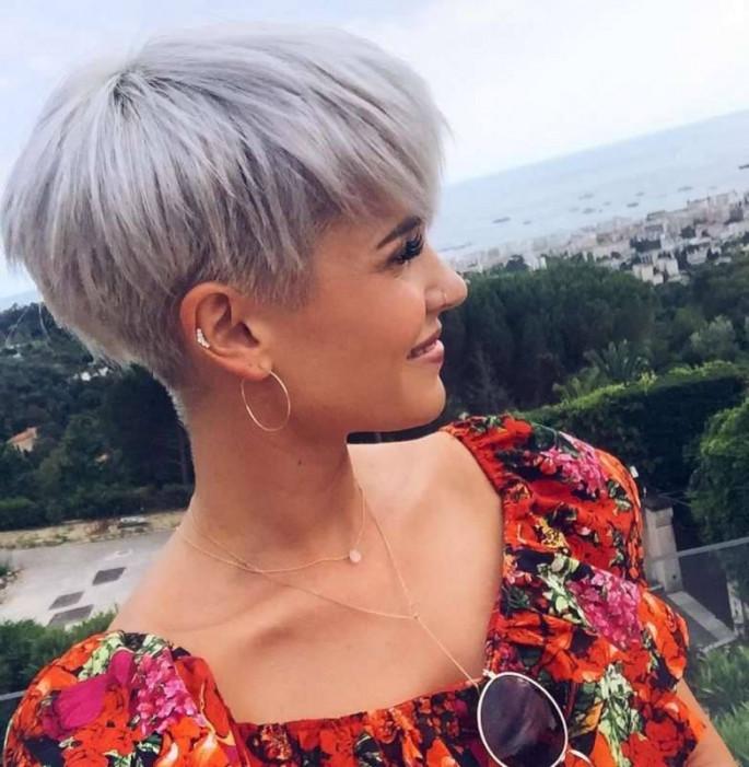 Cute short women haircuts ideas 2018