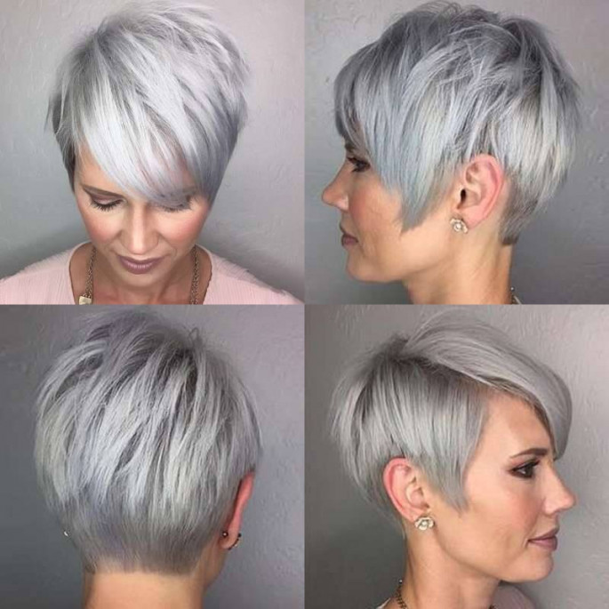 Cute short women haircuts 2018