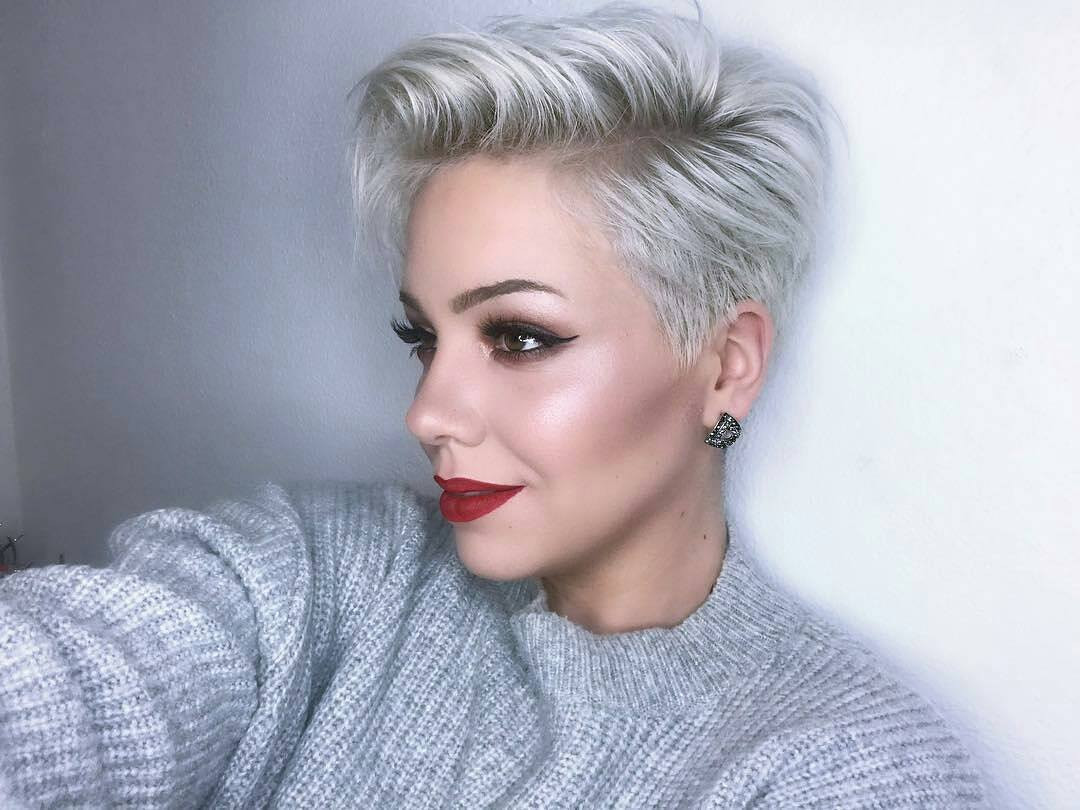 25 Hottest Short Haircuts and Hairstyles For Women - Sensod