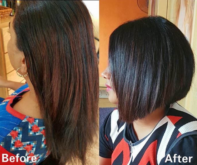 Blown-out Bob hairstyles ideas