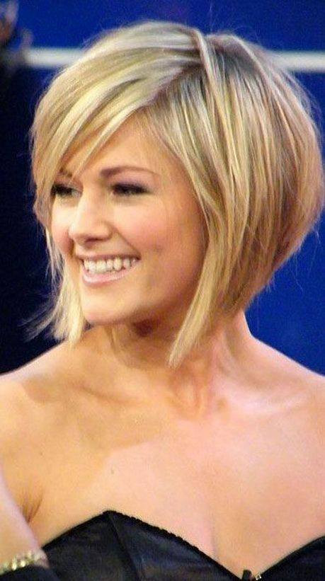 Blown-out Bob hairstyles