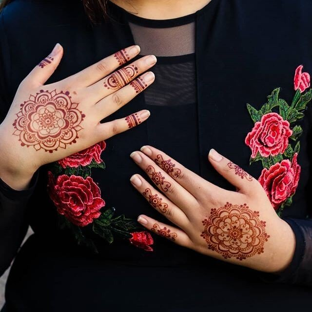 20 Latest And Stylish Mehndi Designs For Bridals