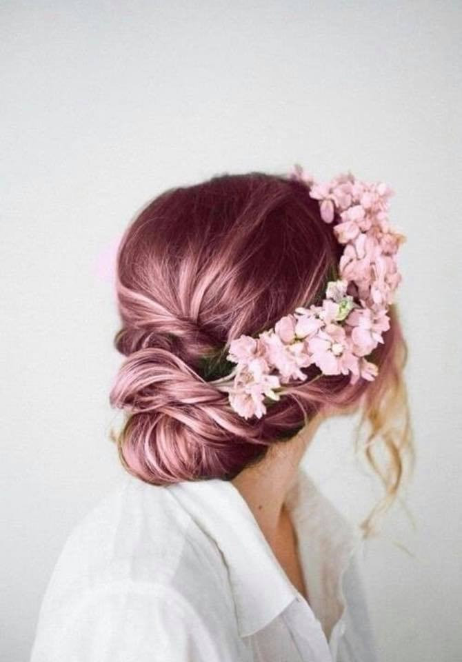 cute girls waves hairstyle ideas for party 2018