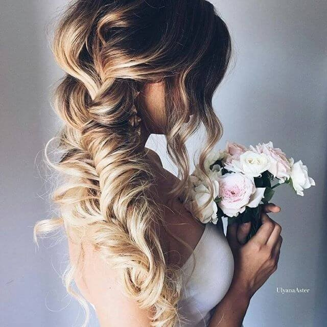 35 Best women Wedding Hairstyles Ideas