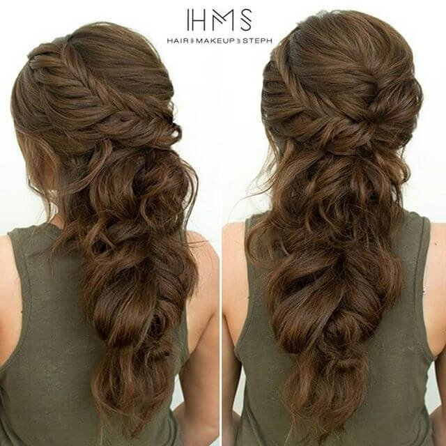 Bridal Wedding hairstyles ideas on sensod