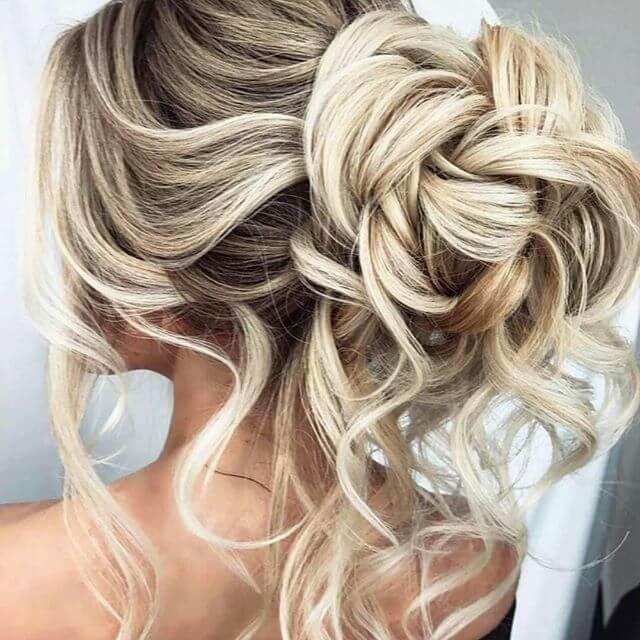 Romantic Bridal Hairstyles ideas