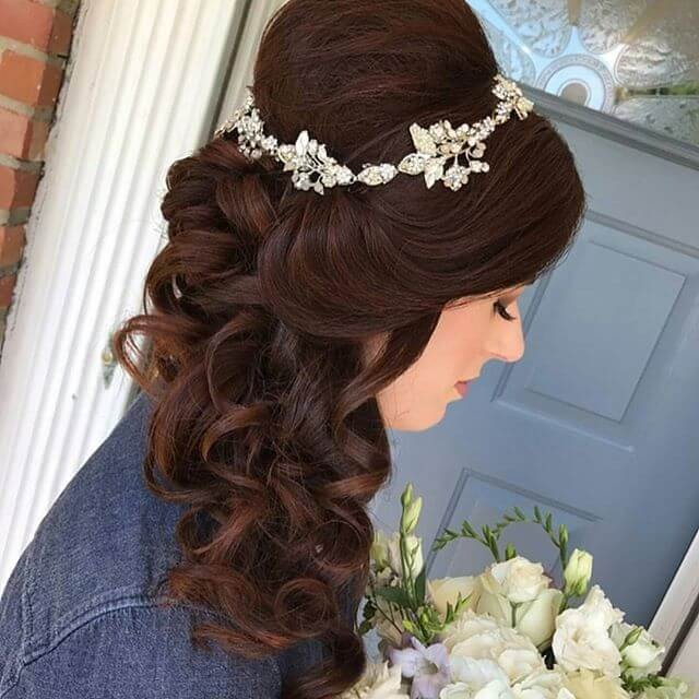 35 Modern Wedding Hairstyles That Are Easy to Master