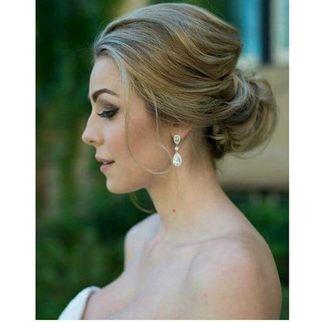 35 easy Wedding Hairstyles That Are Easy to Master