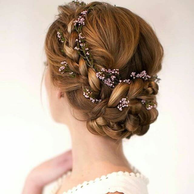 wedding hairstyles down ideas