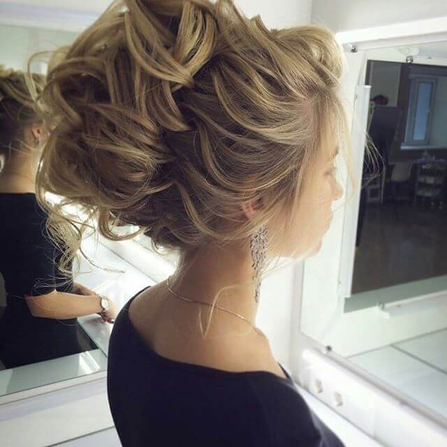 Best 35 Wedding Hairstyles ideas