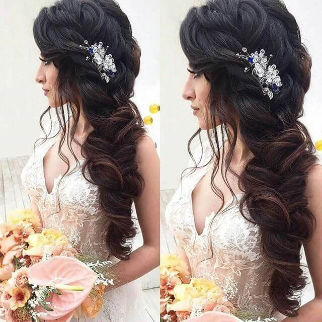 Best 35 Wedding women Hairstyles ideas