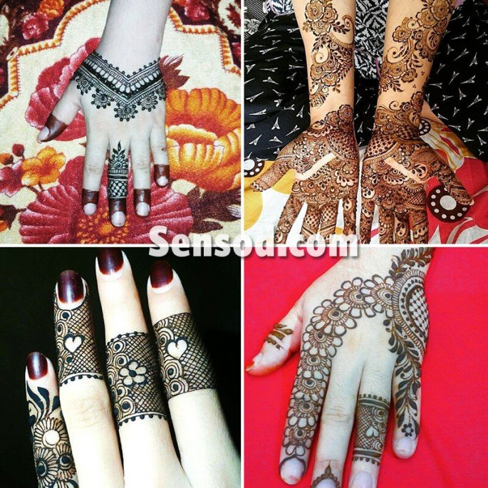36 Latest Simple but Unique Eye-catchy Mehndi Designs