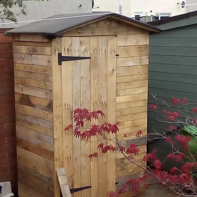 BUDGET FRIENDLY STORAGE SHED ideas