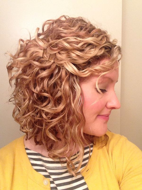 Sculpted Haircuts Hairstyles For Curly Hair