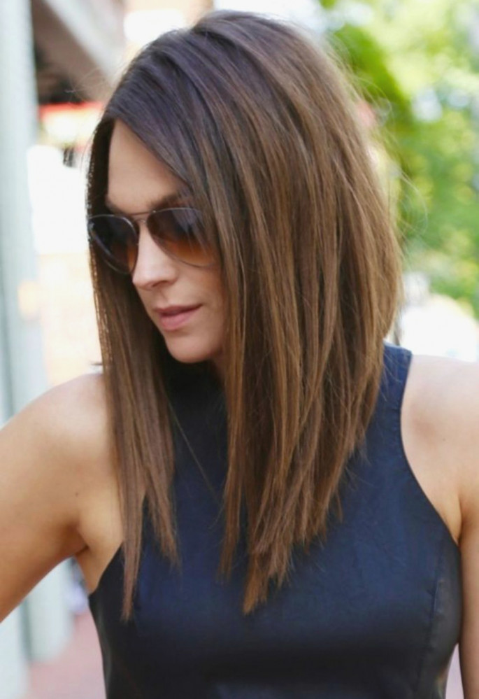 37+ Shoulder Medium Length Hairstyle for Women