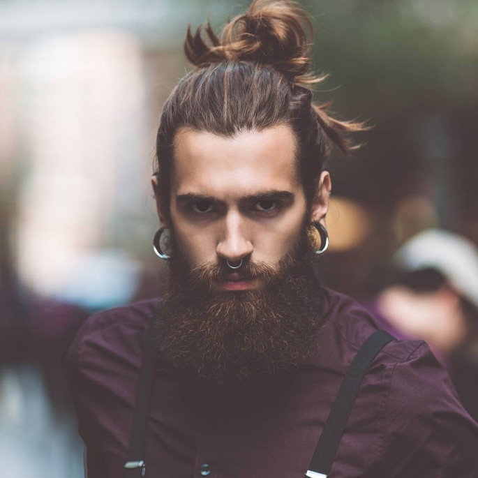 35+ Attractive Long Hairstyles for Men to Look More Handsome