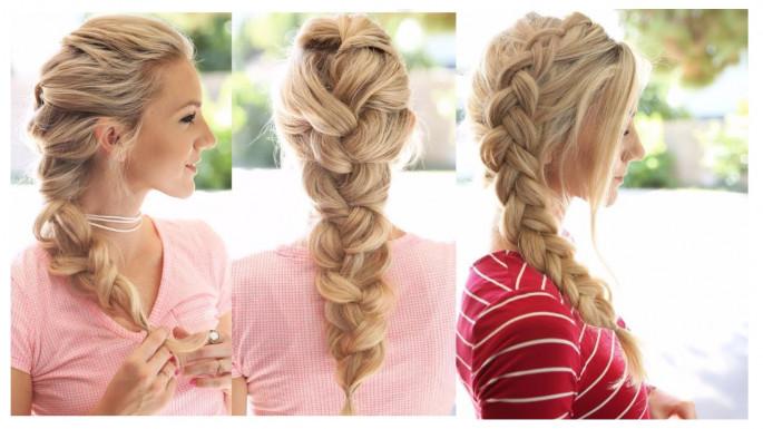 31+ Classy & Stunning Braided Hairstyles for Women