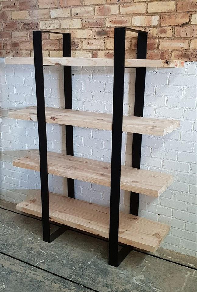 pallet bookshelf ideas for wall