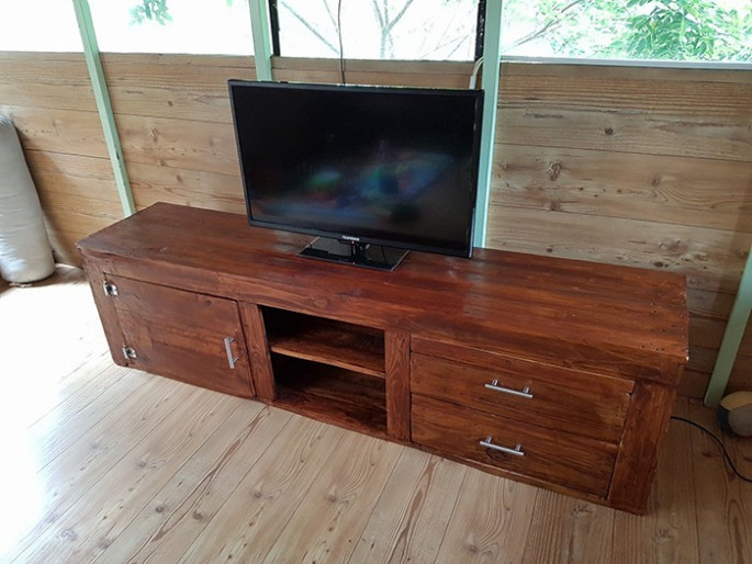 pallet tv stand for wall ideas