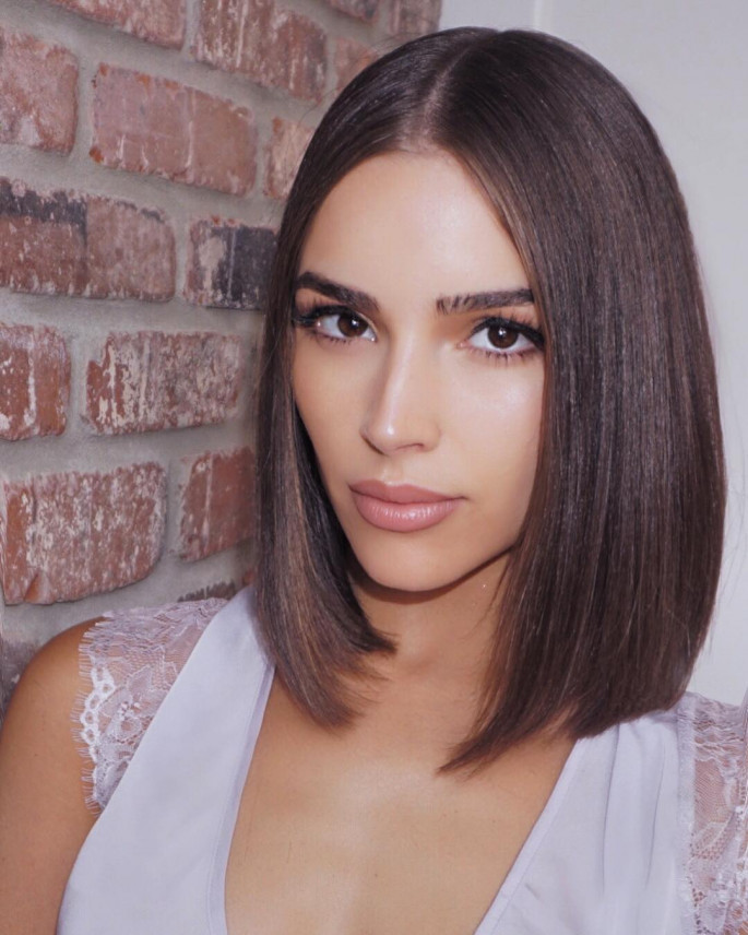 Smooth and Glossy bob hairstyles ideas for women
