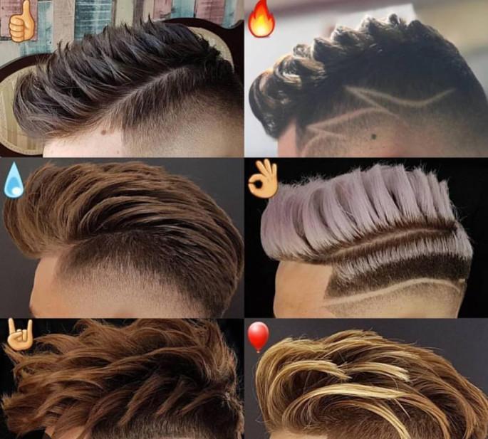 Best Men's Hair Highlights Best Medium Hairstyles for Men