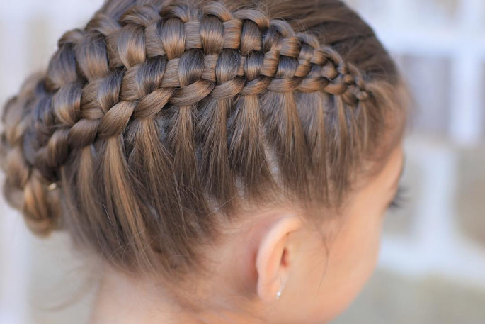 Cute little girl hairstyle ideas