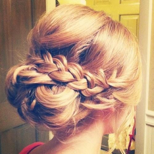 waves hairstyles wedding