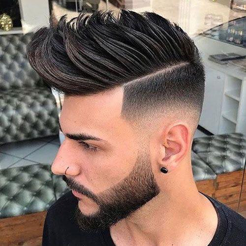Stupendous Top 31 Best Mens Hairstyles In 2018 Mens Haircuts Sensod Natural Hairstyles Runnerswayorg