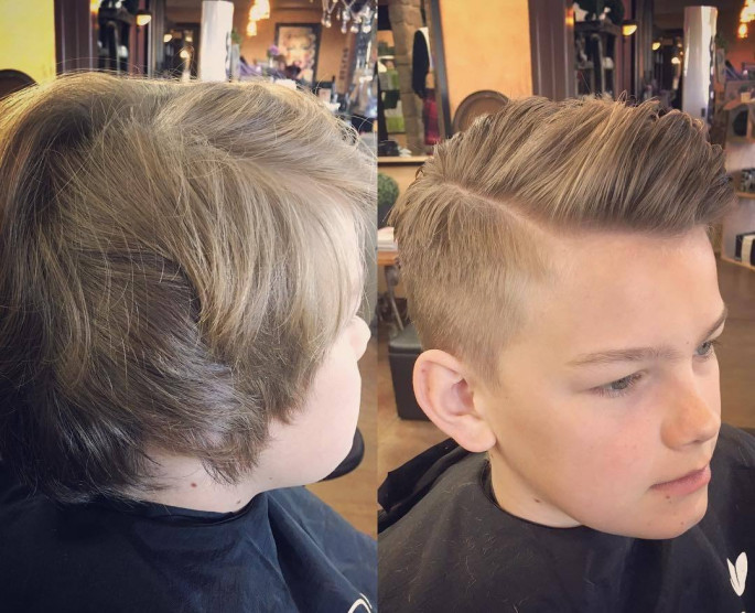 Under Cuts Men's Hairstyles