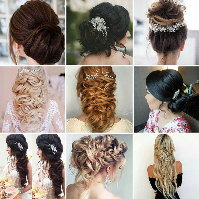 35 Best Wedding Hairstyles Ideas You Can Do Yourself Sensod