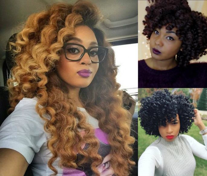 45+ beautiful Crochet Braid Hairstyles Inspiration for Women ...